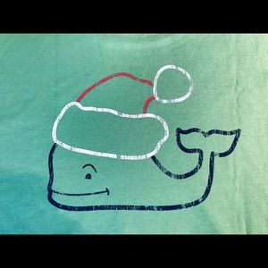 Vineyard Vines Christmas T-Long Sleeve
